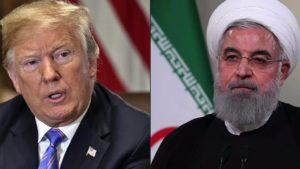 Iran sanctions: Rouhani condemns US 'psychological warfare'