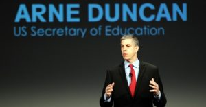 Arne Duncan on 'How Schools Work' and How to Fix Them