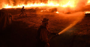 There's Worse Climate News Than the Mendocino Complex Fire