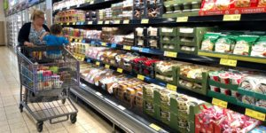 Aldi overhauls stores to compete with Walmart and Kroger