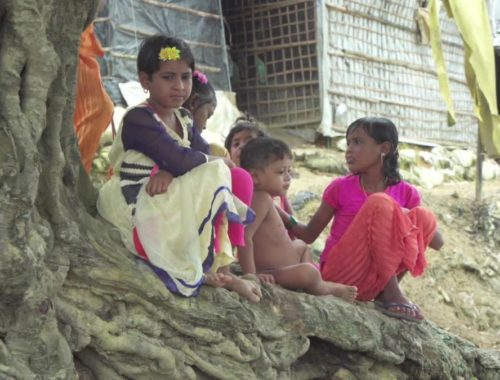 Health of Mothers, Infants Growing Concern in Rohingya Refugee Camps