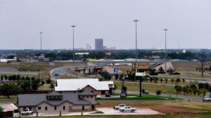 Abilene has grown up around Abilene Regional Medical Center