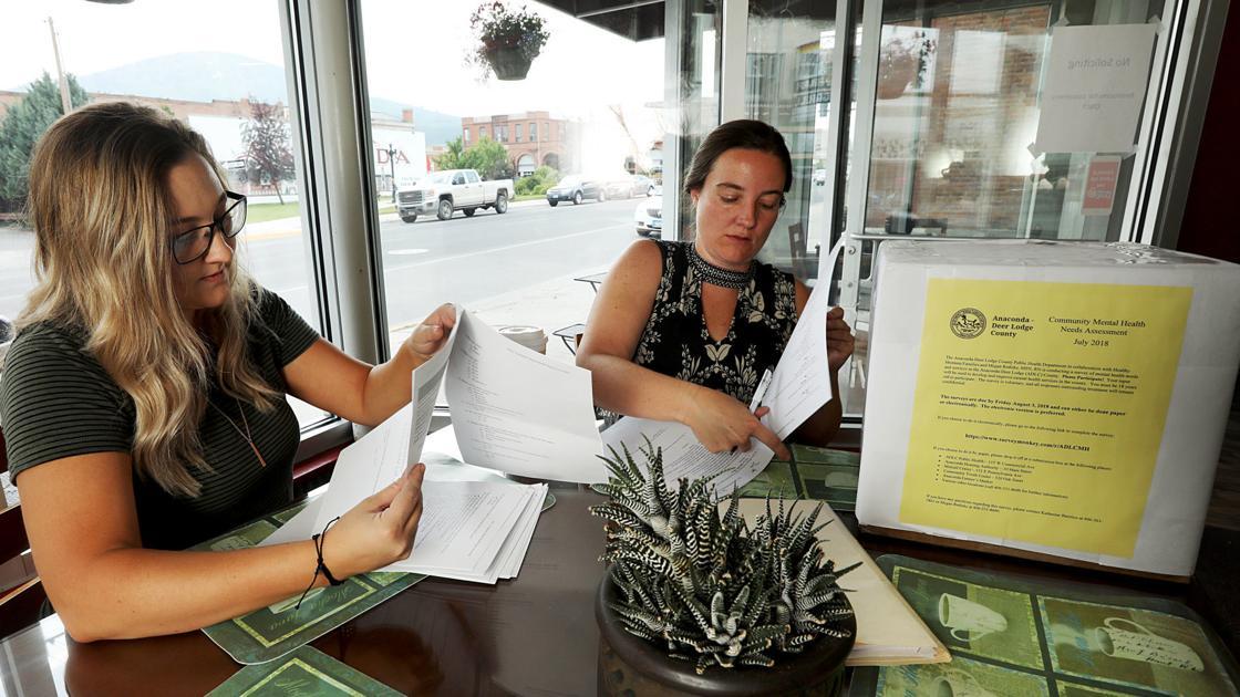 Anaconda-Deer Lodge County survey seeks creative mental health solutions | Local