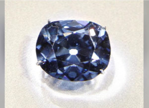 Extremely rare blue diamonds lurk deep in Earth's core