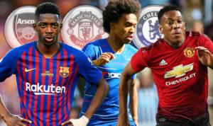 Transfer news LIVE: Ousmane Dembele to Arsenal talks; Man Utd, Liverpool, Chelsea latest