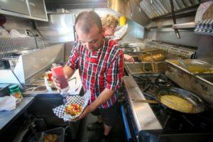 Union Centre Food Truck Rally 2018: 40 trucks, Jordan Davis