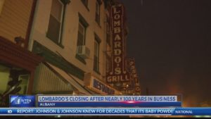 Lombardo's closing after nearly 100 years in business