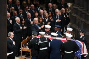 DP Buzz: The passing of a president