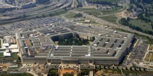 Pentagon chief of staff Kevin Sweeney resigns
