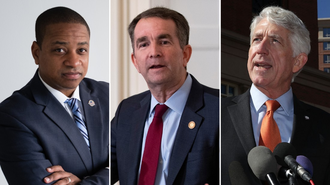 Live updates: Virginia politics in chaos