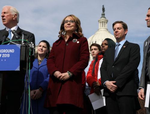 House Passes Sweeping Bill : NPR