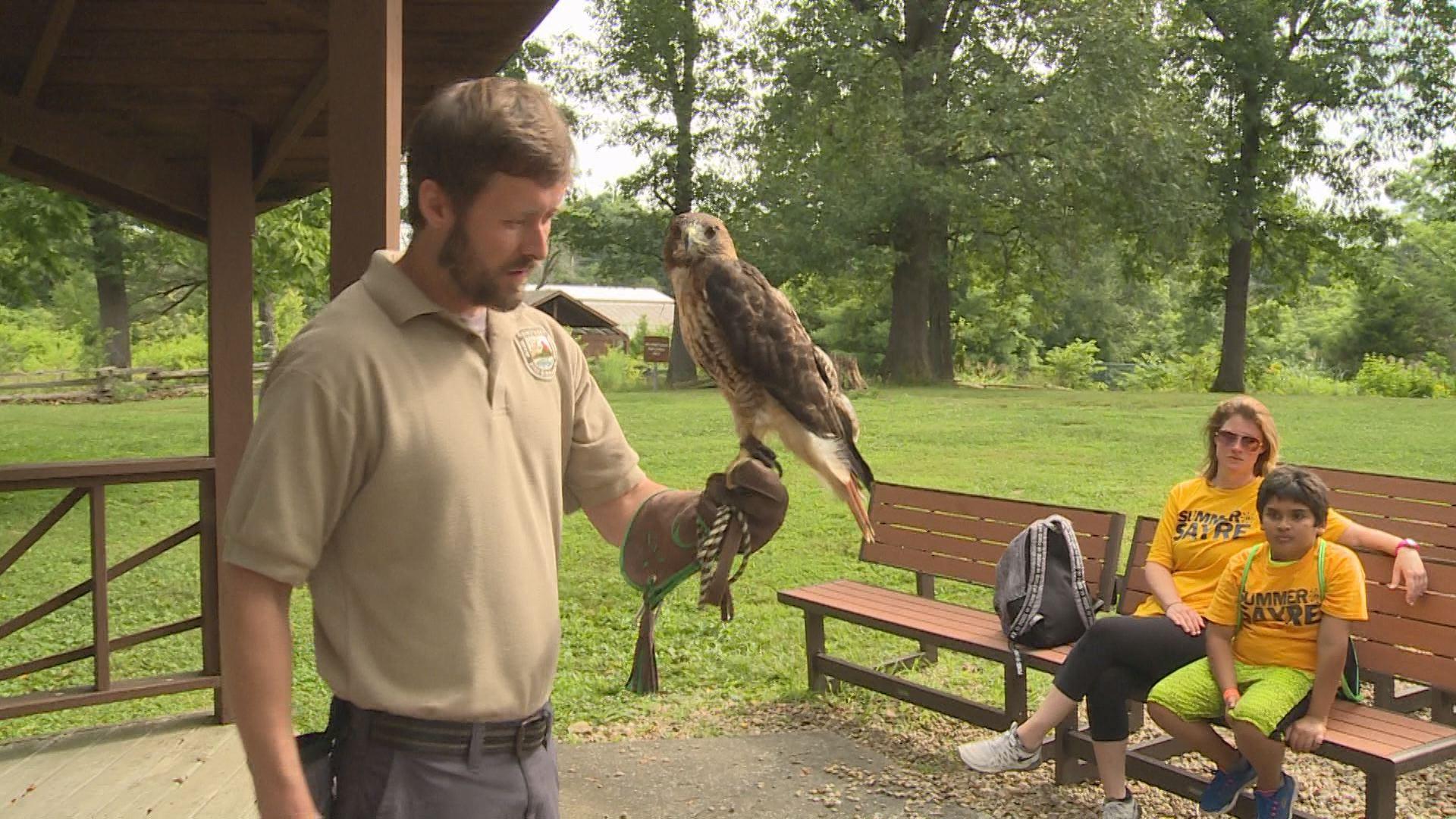 Kentucky's Salato Wildlife Education Center is reopening