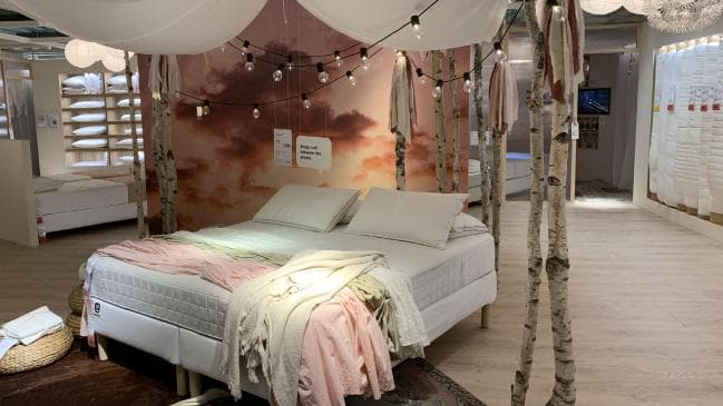 Ikea Australia introduces interactive technology, mattress testing