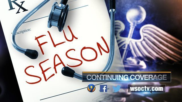 NORTH CAROLINA FLU DEATHS: North Carolina health officials report 13 new flu deaths
