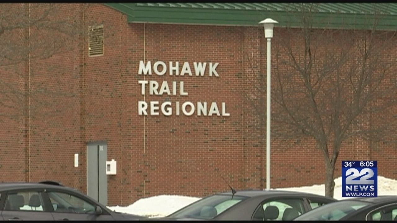 Mohawk Trail Regional High School considering changing school mascot - WWLP.com