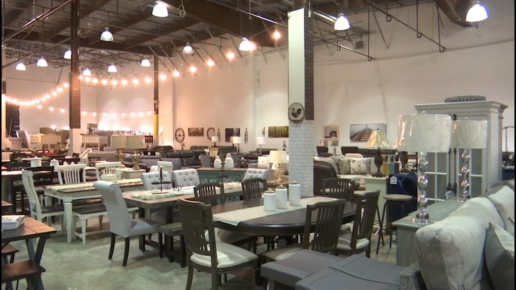 Sergio's Furniture back in business after two months since store caught on fire