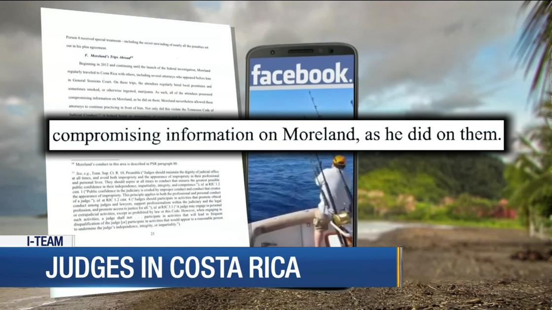 News 4 I-Team investigates judges' Costa Rican travels | News