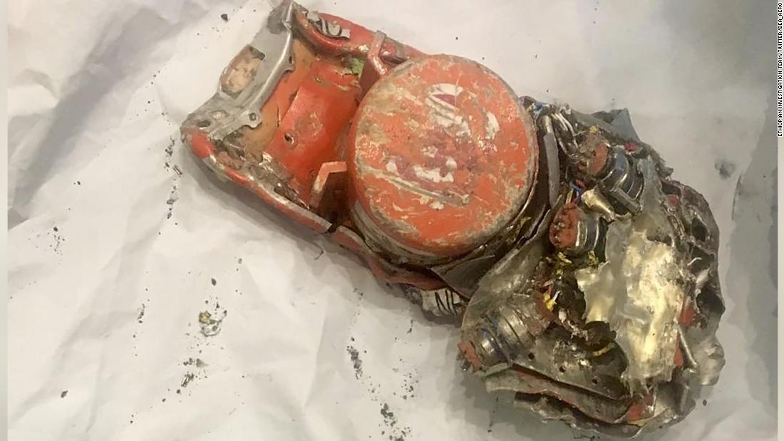 Authorities: Similarities between Ethiopian, Lion Air crashes
