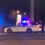 Shooting victim found in wrecked vehicle outside Huntsville business - WAFF