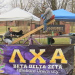 Edinboro University's Lambda Chi Alpha hosts annual Fulcrum for Food
