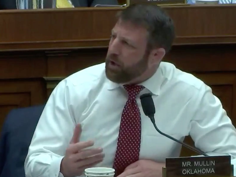 GOP Congressman Heats Up Health Care Debate By Telling Democrat To 'Shut Up Now'