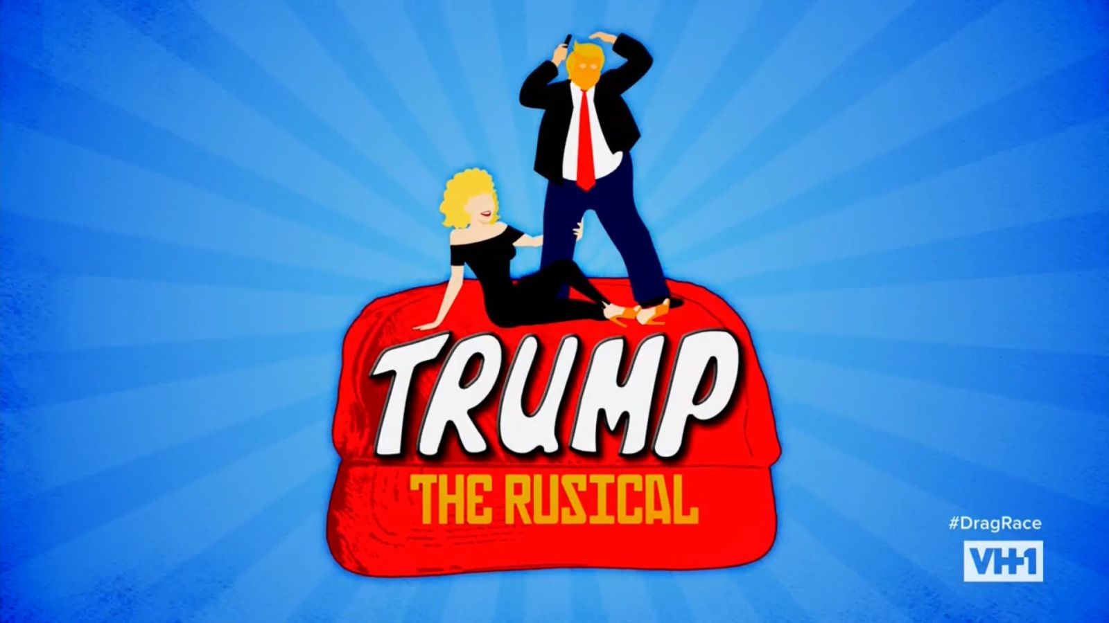 "The political gets personal as RuPaul's Drag Race tackles ""Trump: The Rusical"""