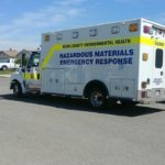 KCSO and Environmental Health on scene for drug lab, one person arrested