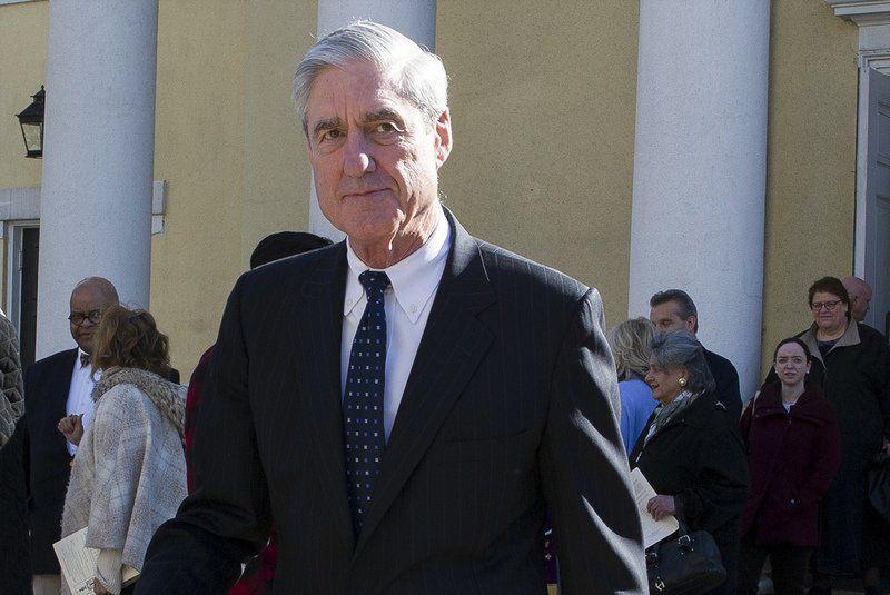Trump: Mueller shouldn't testifybeforeCongress | Regional News