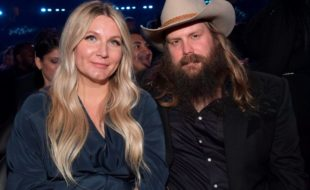 Chris Stapleton and Wife Morgane Welcome Fifth Child Together
