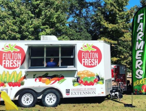 Fulton Fresh Mobile Market to begin; reminds food deserts exist throughout Fulton