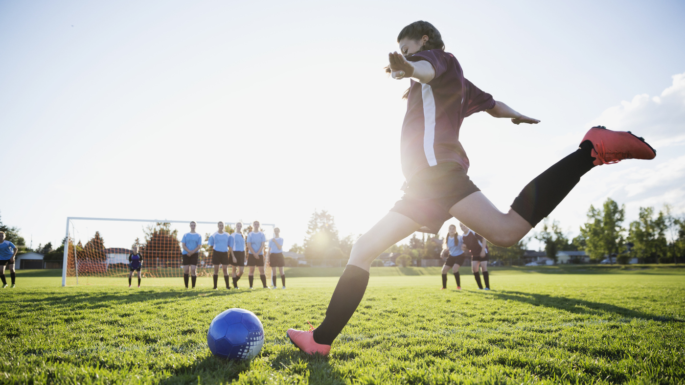 Teen Sports May Protect Victims Of Childhood Trauma From Depression, Anxiety : Shots