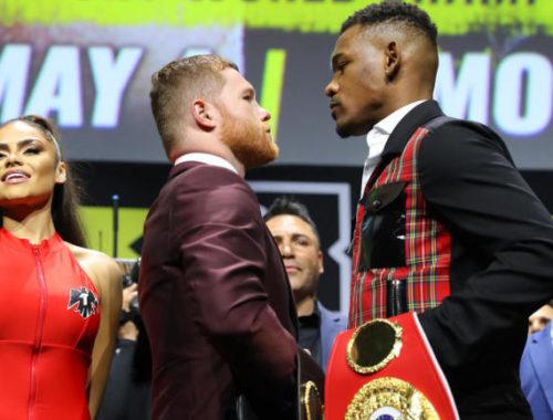 Canelo Alvarez vs. Daniel Jacobs fight: Date, start time, card, odds, DAZN live stream, undercard
