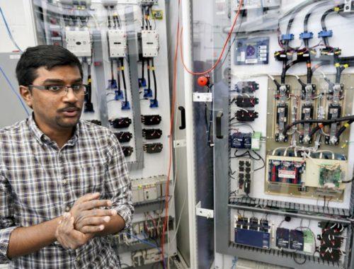 Wisconsin professor pioneers microgrid technology | Wisconsin - La Crosse Tribune