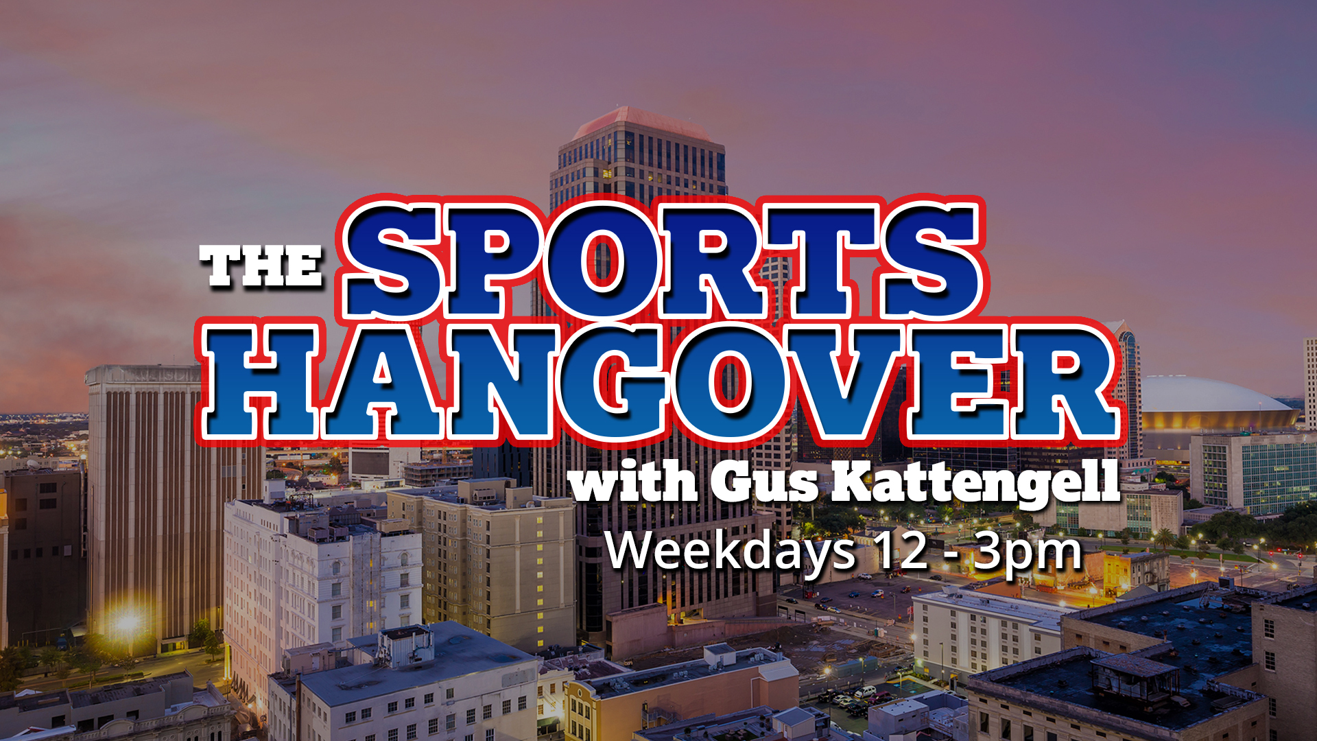 The Sports Hangover With Bryan Bienemy - Jordan Da Intern - ESPN New Orleans