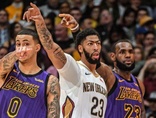 Sources -- Lakers reach deal for Pelicans' Davis