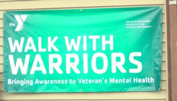 Walking with warriors to spread mental health awareness