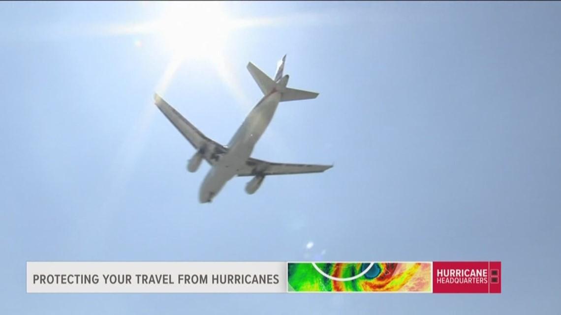 Tracking the tropics: Traveling during hurricane season