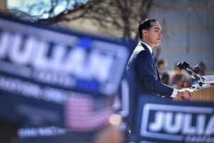 How Democrat Julián Castro navigates white presidential politics