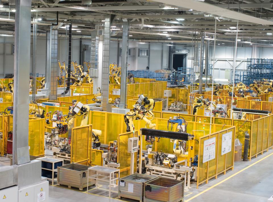 Technology, Innovation Drive Warehouse Safety