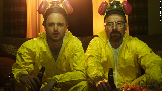 Bryan Cranston and Aaron Paul spark 'Breaking Bad' reunion buzz