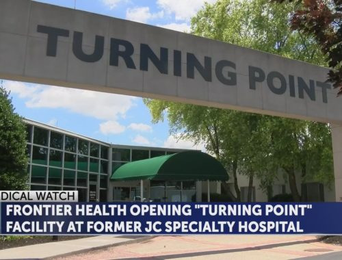 Frontier Health opening Turning Point facility at former Johnson City Specialty Hospital
