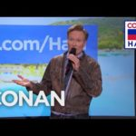 Q&A: Conan On The Power Of Connecting With People  - CONAN on TBS