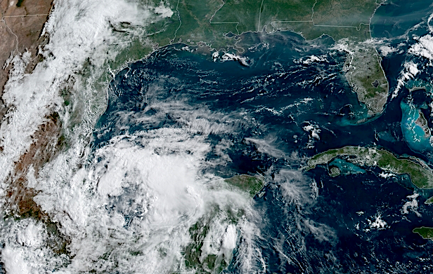 Tropical system brewing in the Gulf could pose threat to parts of US