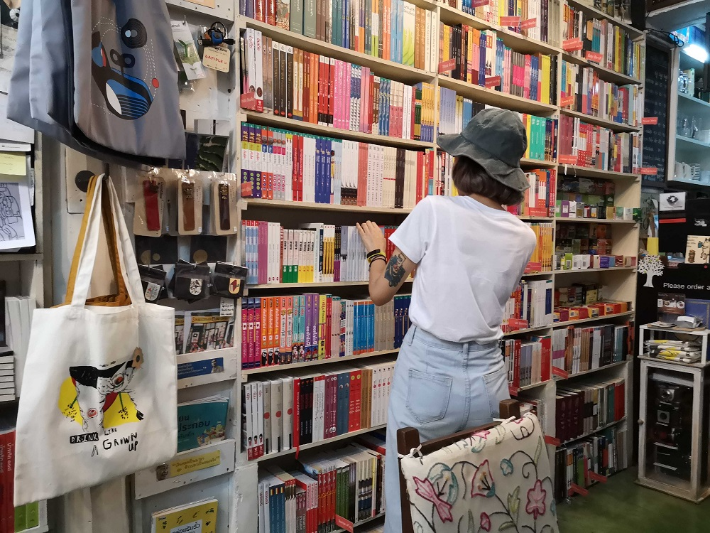 A Haven for Travel Book Lovers