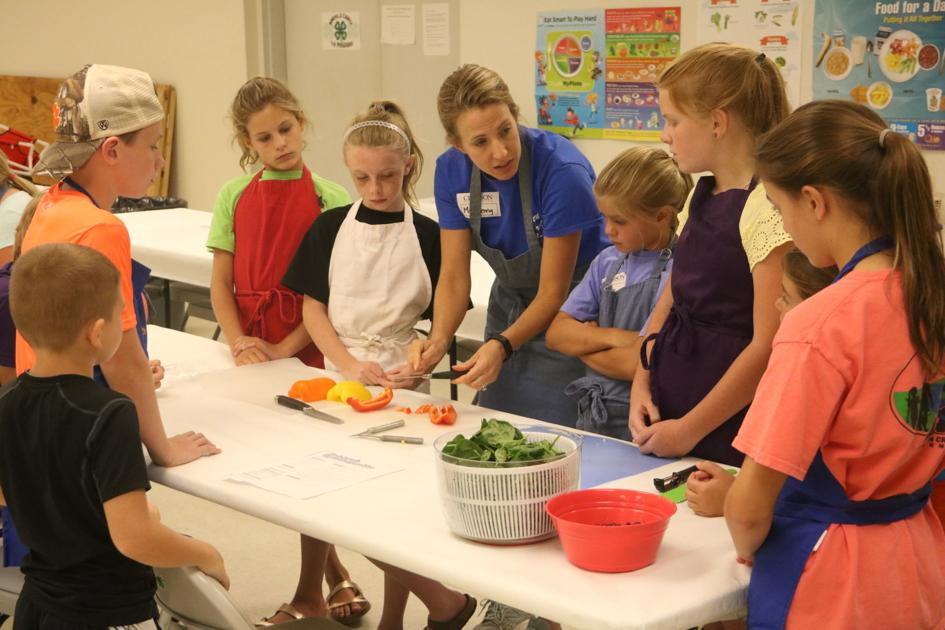 Abbeville 4-H tackles health issues, one meal at a time | News