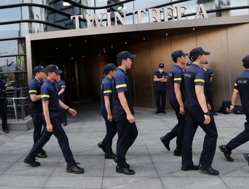 South Korean Dies After Self-Immolation at Japanese Embassy in Seoul
