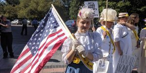 99 Years After Suffrage, Women Still A Contentious Topic in Colorado Politics