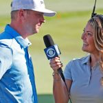 CBS Sports reporter Amanda Balionis reveals emotional battle