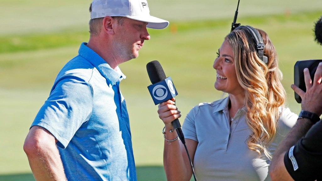 CBS Sports reporter Amanda Balionis reveals emotional battle