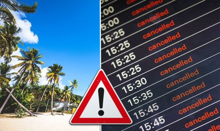 Flights: Barbados Storm Dorian hits holiday spot sparking flight cancellations | Travel News | Travel